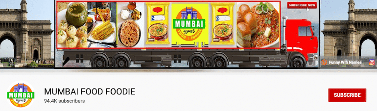 MUMBAI FOOD FOODIE