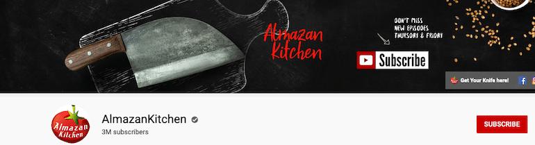 almazan kitchen