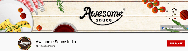awesome sauce india