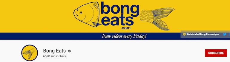 bong eats