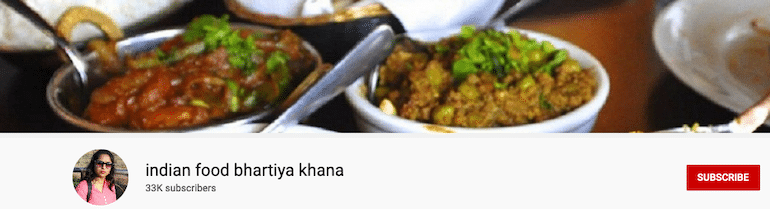 indian food bhartiya khana youtube
