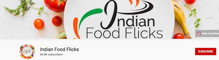 indian food flicks