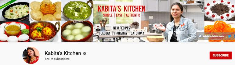 Kabita's Kitchen