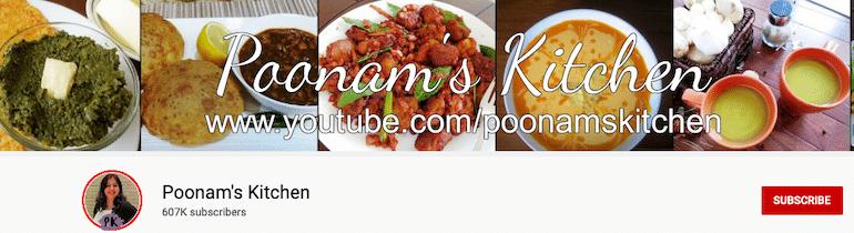 poonam's kitchen