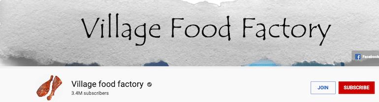 village food factory