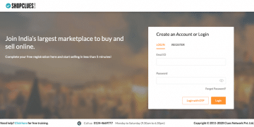 ShopClues Seller Registration – Easy to Follow Guide