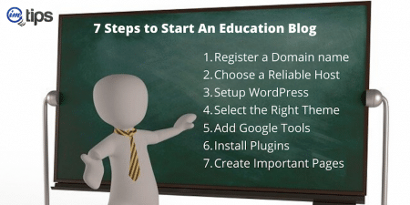 Start an Education Blog
