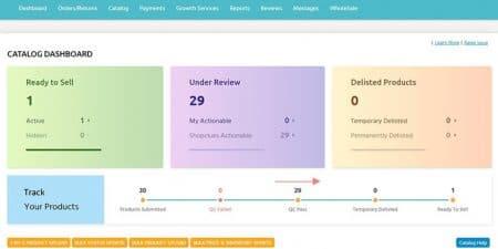 shopclues bulk product listing