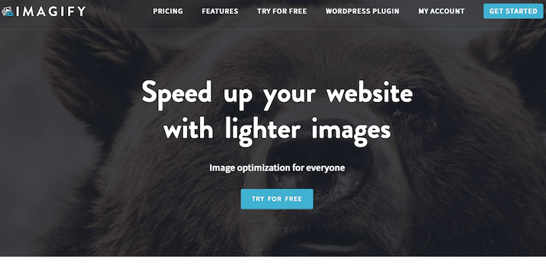 Imagify Review – How to Optimize Images in WordPress