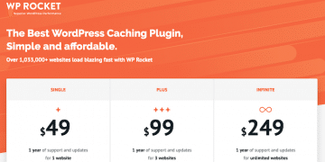 WP Rocket Review – Improve WordPress Page Speed?