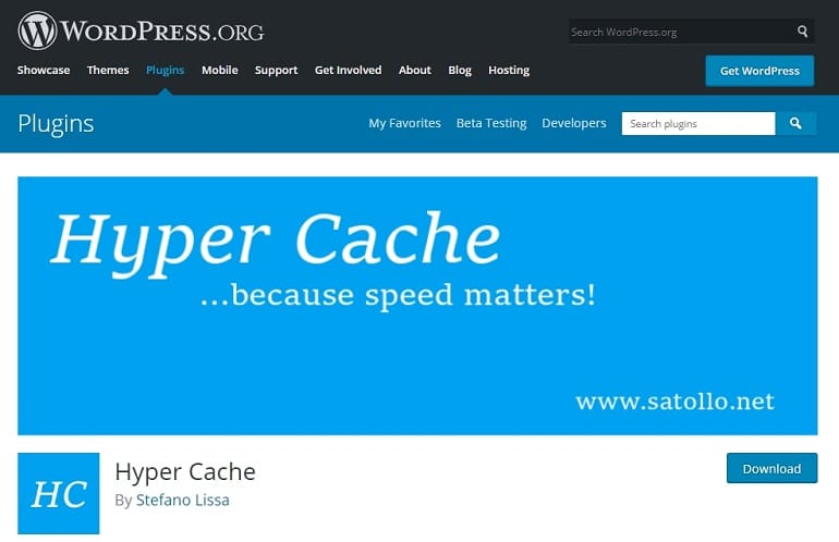 hypercache-plugin-download-page