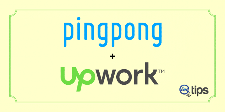 How to Add PingPongX Account to Indian Upwork Account?