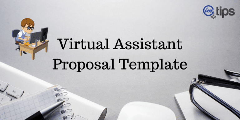 VA Proposal Template – How to Get Hired as Virtual Assistant