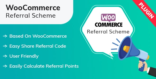 WooCommerce Referral Scheme WordPress Referral Plugin