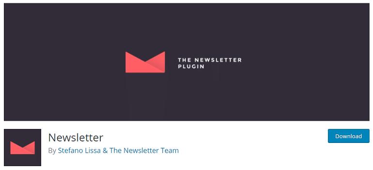 Newsletter email marketing wordpress woocommerce plugin