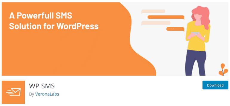 wp sms wordpress plugin for woocommerce