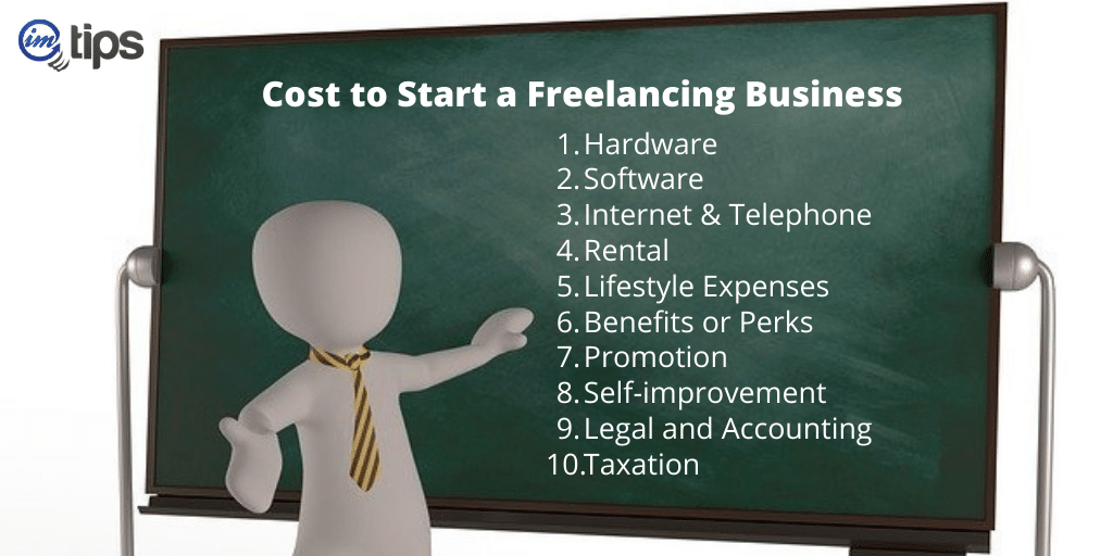 What are the Cost to Start a Freelancing Business?