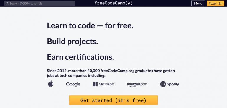 freeCodeCamp org