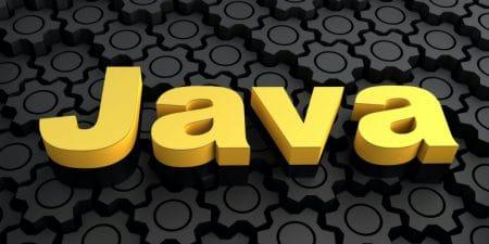 Java - computer programming language